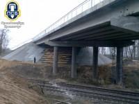 Готовый мостовой переход, организация ДП Промспецбуд, Кузик Виктор Федорович